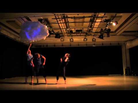 A Digital Dance Performance - Reach