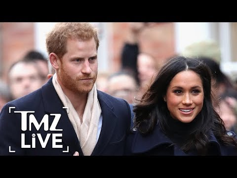 The Royal Wedding Will Be Televised! | TMZ Live