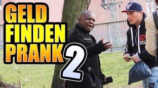 GELDSCHEIN FINDEN! PRANK TEIL 2 (Eskalation)
