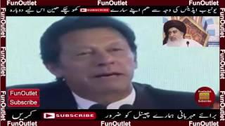 Is Video Ki Wajah Se Imran Khan Par Molvi Khadim Hussain Rizvi ne Fatwah Lagaya Hai – Must Watch