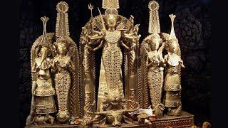 DOKRA, Handicraft originated in Bankura, West Bengal    ডোকরা শিল্পের তৈরির প্রক্রিয়া thumbnail