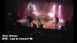 Baju Kebaya - XPDC (Live In Concert