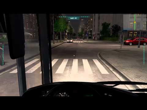 #001 Let's Play Bus-Simulator 2012 (Deutsch/HD) |