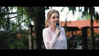 ведущая Анна Тишкус (свадебная церемония)