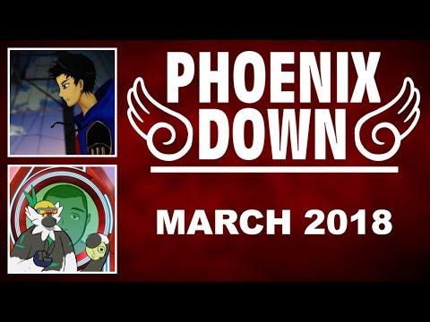 ALIAHSAN VS KEROKAMINA  Phoenix Down - March 2018
