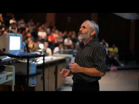 2011 APEGBC Award for Teaching Excellence - Dr. John Jones, P.Eng.