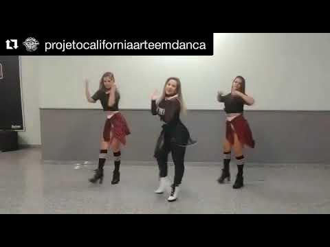 Projeto Califórnia arte em dança - Emboloucoreografia  Rodrigo Marim