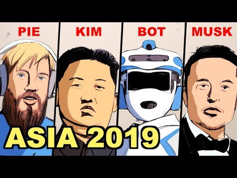 These Events Will Happen in Asia in 2019