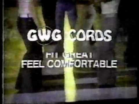 GWG Cords Commercial, 1978 or so