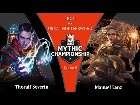 Round 6 (Modern): Thoralf Severin Vs. Manuel Lenz - 2019 Mythic Championship IV