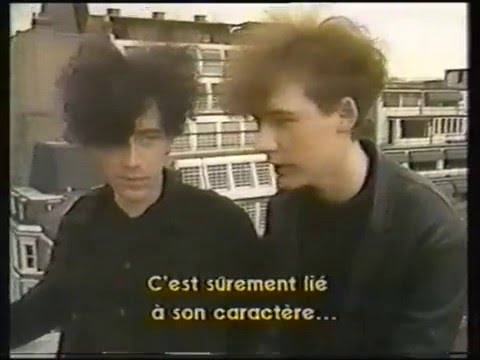 The Jesus And Marychain Interview Belgian TV