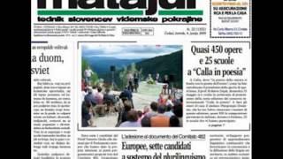 rassegna stampa giornali friuli multietnico della provincia di Udine