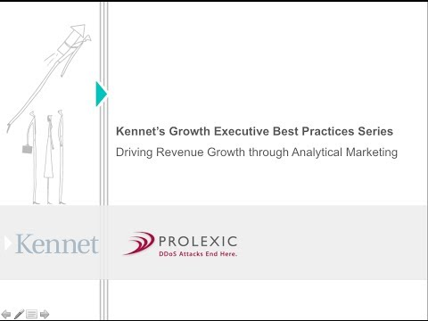 Driving Revenue Growth Through Analytical Marketing