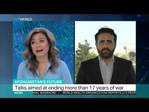 Afghan peace talks postponed:Interview with Major General Masood Azizi