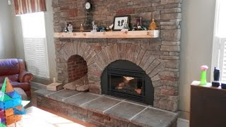 Fireplaces Ideas-before And After 1 25 15