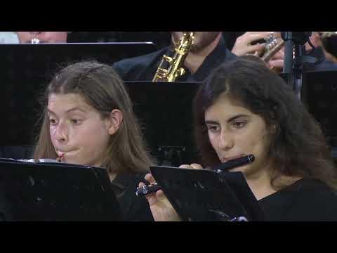 Israel National Youth Wind Instruments Orchestra in Qingdao Wanda Oriental Cinema