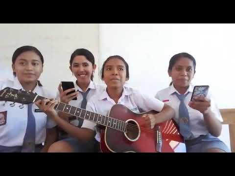 KAKA ENDA - SISWA SMA N 1 SABU TIMUR (ACUSTIC COVER)