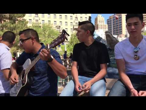 Jam Sesh in Downtown El Paso - Touching Heaven, Changing Earth