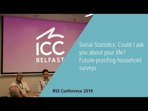 Social Statistics: Could I ask you about your life? Future-proofing household surveys