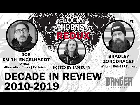 A DECADE IN REVIEW | Lock Horns Redux - Episode 2