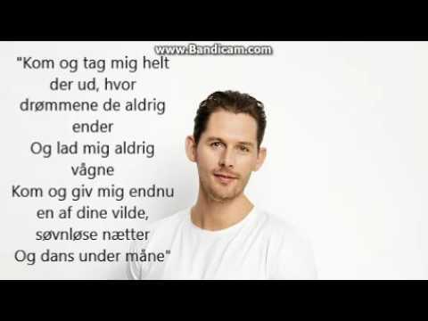 Rasmus Seebach  Olivia med tekst