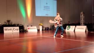 Winti-CUP 2014 - Simea und Pascal vom Rock