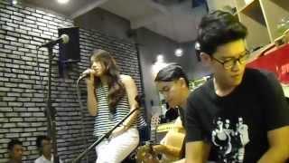 Cover Con Đường Hạnh Phúc acoustic