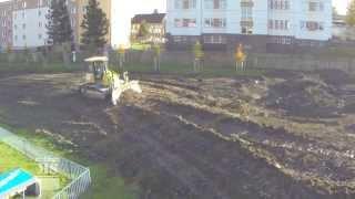 Rekonstrukce hl. hřiště
