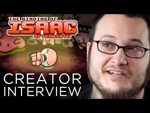 Edmund McMillen on the Future of The Binding of Isaac [Full Interview]