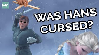 Hans Was Cursed To Be Evil? | Frozen Theory: Discovering Disney