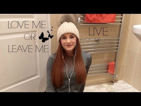 """Love Me Or Leave Me"" - Little Mix Cover by Red"