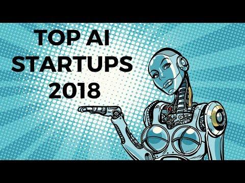 .全年盤點:2018 年最炙手可熱的 10 家人工智慧和機器學習新創公司