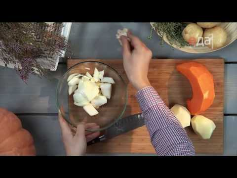 Суп пюре картофельный