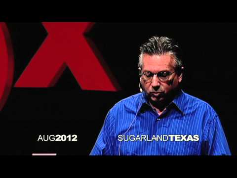 Resurrecting the inventive mind: Mike Hinkle at TEDxSugarLand