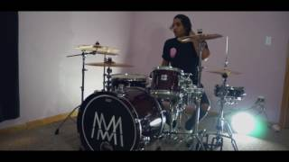 Muhammad Malik  - The Amity Affliction - All Fucked Up Drum Cover