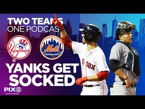 Yanks Get Socked   Two Teams One Podcast (81018)