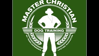 Champion Working Rottweiler German Commands. Master Christian Dog Training Atlanta