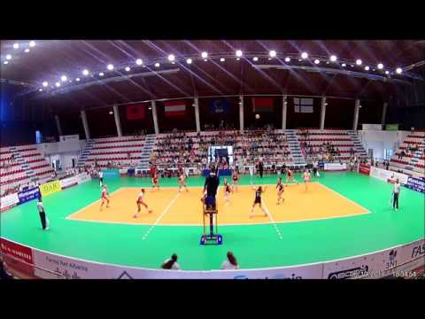 Austria-Albania Group A | Europa League Qualifiers Volleyball Woman 2017