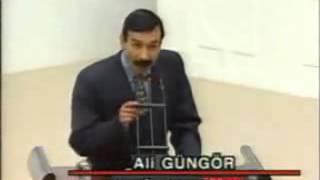 56. Hükümet MHP Milletvekili Ali Güngör, Aponun İdamı Hakkında Konuşuyor
