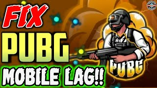 Pubg Mobile Lag Problem Fix: How to fix lag Problem in pubg mobile | Solve pubg mobile lag