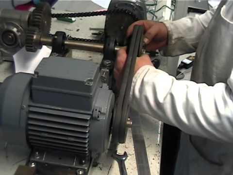 BTEC Level 2 Diploma - Assembling the Mechanical Maintenance Rig
