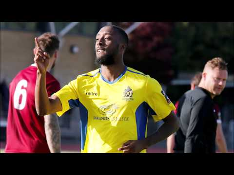 Chelmsford City 2-4 St Albans City. 29 Sep 2018
