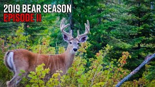 Washington Velvet Bucks & Black Bears | 2019 Hunting Season Ep.11