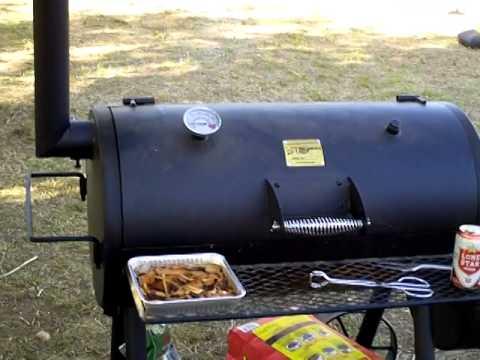 Oklahoma Joe Highland - BBQ Texas Style