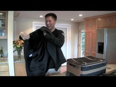 How To Roll A Suit