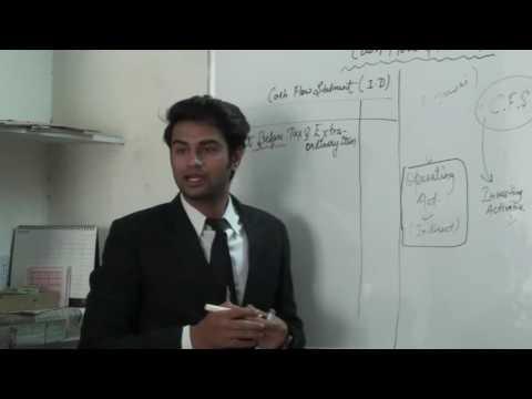 Cash flow Statement for class 12 cbse & rbse (CLASS 1- OPERATING ACTIVITY)