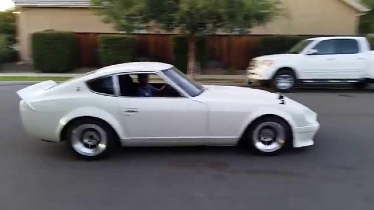 Datsun 240z For Sale >> Restored - Datsun 260z 1974 - YouTube