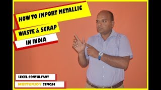 New documents required for scrap import into India