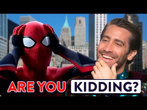 Spider Man Far From Home Biggest Questions Answered |⭐ OSSA Review