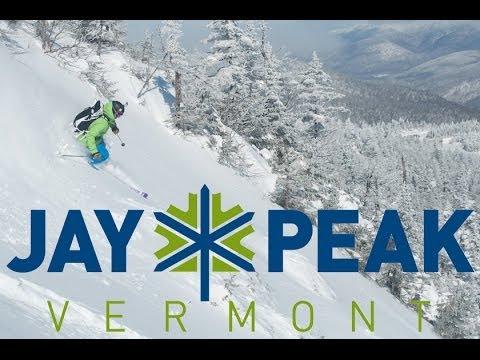 GoPro: Jay Peak Vermont Skiing &Snowboarding